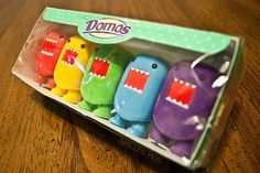 rainbow domo This is awesome