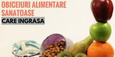 6 obiceiuri alimentare sanatoase, care te ingrasa Metabolism, Sport, Fruit, Food, Deporte, Essen, Sports, Yemek, Meals