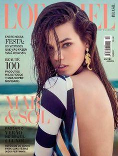 Paolla Rahmeier - L'Officiel Magazine Cover [Brazil] (January 2014)