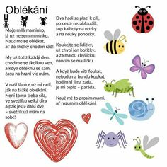 Oblékání Kids And Parenting, Kindergarten, Preschool, Nursery, Classroom, Education, Children, Class Room, Young Children