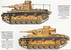 Afrika Korps Tanks   MILITARIA