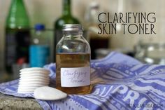 Make A Clarifying Skin Toner