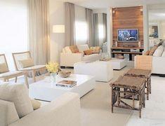 salas de estar com dois ambientes - Pesquisa Google