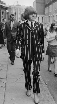 Stylish Brian jones
