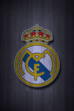Real Madrid's logo!!!!