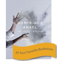 Dominique Ansel's Secret Recipes