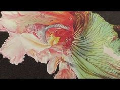 Paint Water Drops With Watercolor with Soon Y. Warren - YouTube