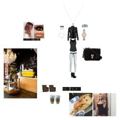 """Sarah Appearance on Holy Foley! (Talk with Noelle about what to expect if she becomes a WWE Superstar & Effect of Family Legacy) (Sarah's Outfit)"" by wwetnagirl ❤ liked on Polyvore featuring Tiffany & Co., Ksubi, Balmain, MuuBaa, Pottery Barn, Miss Selfridge, Proenza Schouler, Michael Kors, Wet Seal and Coffee Shop"