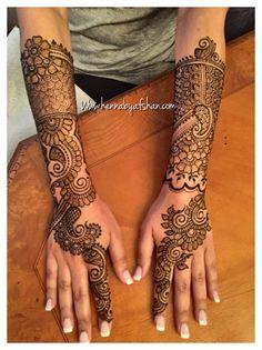 Henna Mehndi Design Photos, Mehndi Designs, Bridal Mehndi, Hand Henna, Hand Tattoos, Fashion Beauty, Indian, Dress, Beautiful
