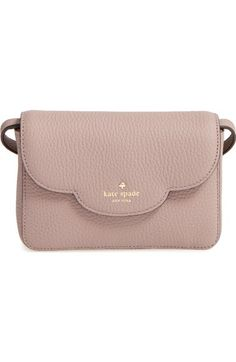 kate spade new york leewood place joley leather crossbody bag available at #Nordstrom