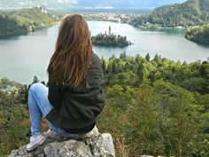 Lena's blog : A DAY IN BLED! - sLOVEnia #1