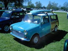 Speedwell Mini Wagon