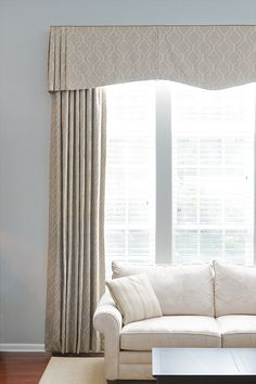 Simple drapes for office and Dining?