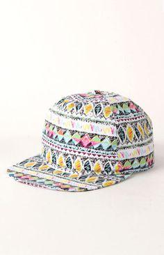 Mania Snapback Hat