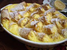 Diócska recept, ahogy a nagy könyvben meg volt írva Hungarian Desserts, Hungarian Recipes, Sweets Recipes, Cooking Recipes, Sweets Cake, Sweet And Salty, No Bake Cake, Food To Make, Food Porn