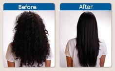 Keratin Hair Before And After Before after2 brazilianblowout