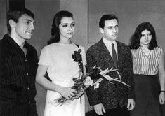 Людмила Абрамова и Владимир Высоцкий. (1965–1970)