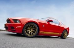 Holman & Moody Announces Limited Edition 2014 Mustang