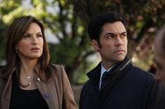 """Law & Order: Special Victims Unit""  Detective Olivia Benson, Detective Nick Amaro"