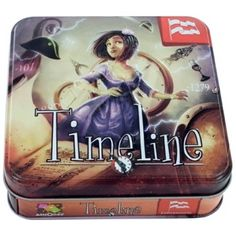 Buy Timeline - Events at Mighty Ape Australia. JFK's assassination, the step on the moon, the last crusade … Can you put all these events correctly on the timeline? Board Game Store, Food Service Worker, Knight Games, American Games, Player Card, Timeline, Games To Play, Card Games, Board Games