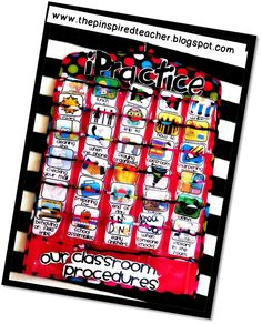 The Pinspired Teacher: My #1 Back to School Must Have: Classroom Procedures