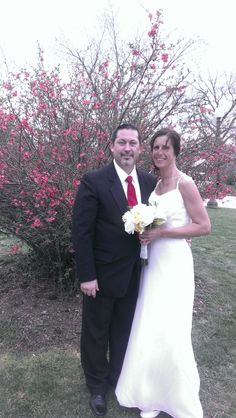 Jamie and Jamie were married at Tower Grove Park on 4-12-14