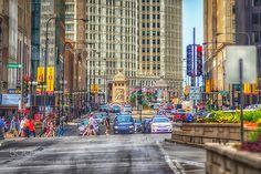 Good morning Chicago! by Gene_Brumer. @go4fotos