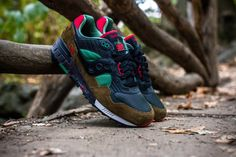 """West NYC x Saucony Shadow 5000 """"Cabin Fever"""""""