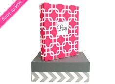 Two Giggles Keepsake Box and First Year Baby Album - I need this!