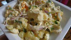 ΜΑΓΕΙΡΙΚΗ ΚΑΙ ΣΥΝΤΑΓΕΣ: Πατατοσαλάτα & πλήρες γεύμα & ορεκτικό!!!