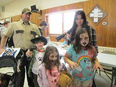 Walking Dead family