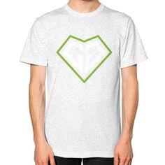 Di3seL Love Shirt Unisex T-Shirt (on man)