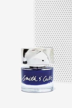 Try out the Smith & Cult Nail Polish in Kings & Thieves to have the coolest Summer.