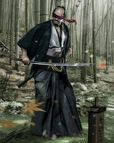 Path Of The Samurai