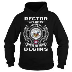 (Tshirt Discount Today) Rector Arkansas Its Where My Story Begins at Tshirt Best Selling Hoodies, Funny Tee Shirts