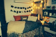 Dorm room - University of Tennessee, Humes Hall
