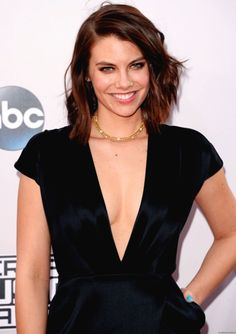 Lauren Cohan, Australian beauty and The Walking Dead star