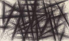 IL LEE, SW-014, 2004, ballpoint pen on paper