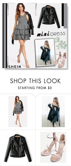 """SheIn 10 / XXX"" by ozil1982 ❤ liked on Polyvore"