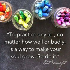 Use these 50+ arts-integration resources to unlock the door to learning. Image via The Artful Parent.