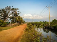 Things to Do in Kampot: A Detailed Guide to Our Favourite Town in Cambodia Us Travel, Travel Guide, Kampot, Modern House Design, Southeast Asia, Cambodia, Countryside, The Good Place, Vietnam
