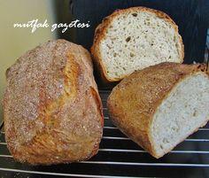 ekmek tencere ekmeği veya yoğurmasız ekmek Bu ekmeğin özelliği tadının ekşi maya (doğal maya) ekmeğine çok yakın olması. Hazırlık süresinin uzun olmasına rağmen zahmetsiz ve çok doğal olmasıdır. Bundan başka bu ekmeğe yoğurmasız (yoğurulmayan) ekmek veya tencere ekmeği de diyebiliriz. Çünkü bu ekmeği hazırlarken klasik ekmek yapımında olduğu gibi uzun süreli yoğurma işlemi yok. Sadece su, az miktarda maya ve unun birbirine karışması yetiyor. Biz, ekmek yaparken genel olarak tam buğday unu
