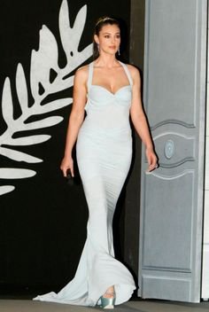 Monica Bellucci, maîtresse de cérémonie au Festival de Cannes 2003