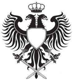 Two headed Masonic Eagle   Phoenix   Pinterest
