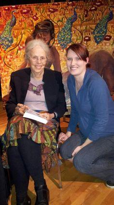 Ina May Gaskin and Sarah Baker Nov 2013 Ina May Gaskin, Conference, Birth, Memories, London, Style, Fashion, Souvenirs, Moda