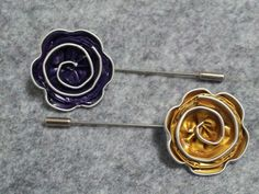 Metal Flowers, Ideas Para, Creations, Slip On, Manualidades, Ear Jewelry, Rings, Bangle Bracelets, Recycling