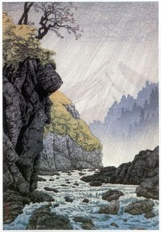 Shotei.com - - - Woodblock Prints of Takahashi Shôtei - - -