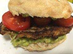 Burgers quinoa et pois chiches (vegan