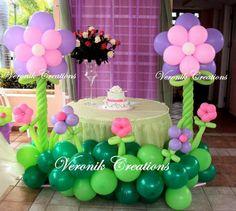 Balloons Garden