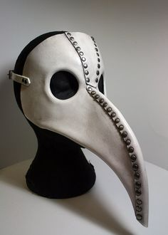 Another take on the Plague Doctor mask
